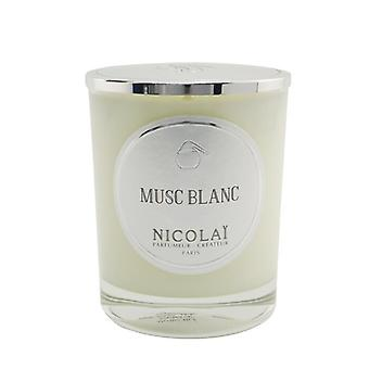 Nicolai Scented Candle - Musc Blanc 190g/6.7oz