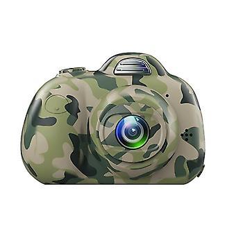Children kids digital mini cartoon camera dual sens 8mp 1080p hd photo camera photography video recorder camcorder child gift