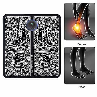 Usb Rechargeable Smart Massage Foot Pad