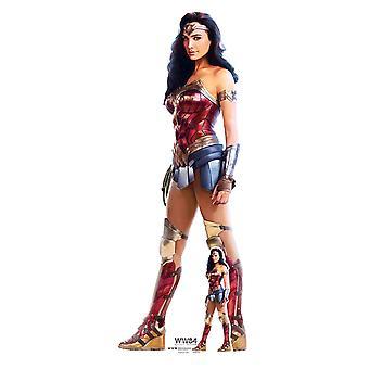 Wonder Woman 1984 (WW84) Lifesize Cardboard Cutout / Standee / Standup