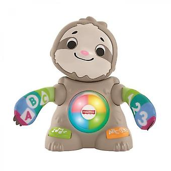 Fisher-price Linkimals Matthieu The Lazy - 9 Months And +
