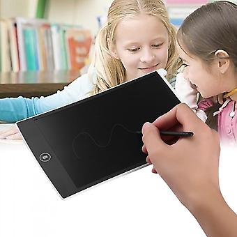 """8.5"""" Lcd Ewriter Tablet Writting Drawing Pad Memo Message Board Notepad Stylus"""