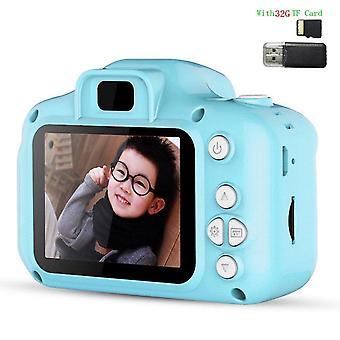 كاميرا أطفال ية صور هدية عيد ميلاد رقمية للفتيان والفتيات