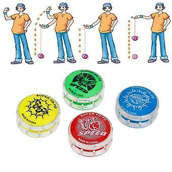 Colorful Plastic Magic Yoyo Ball