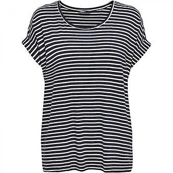 T-shirt rayé pour femme
