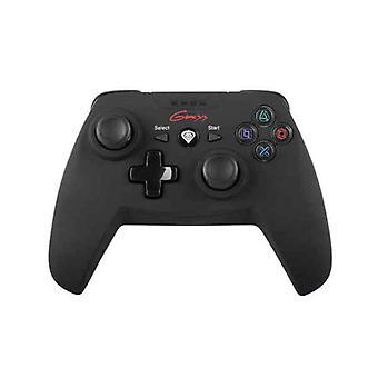 وحدة تحكم الألعاب اللاسلكية جينيسيس PV58 PS3 PC الأسود