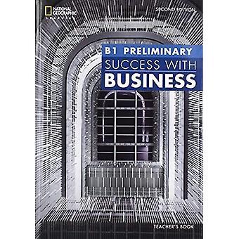 Success with BEC Preliminary Teacher's Book