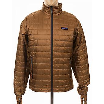 Patagonia Nano Puff Jacket - Coriander Brown