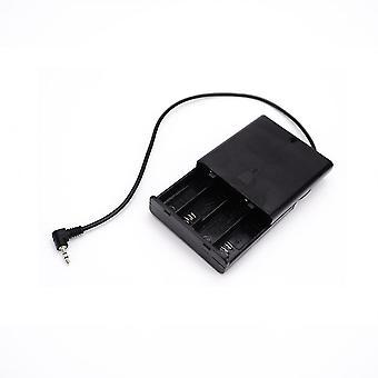 Sauna Schrank Lock 6v Notfall Backup Batterie Box