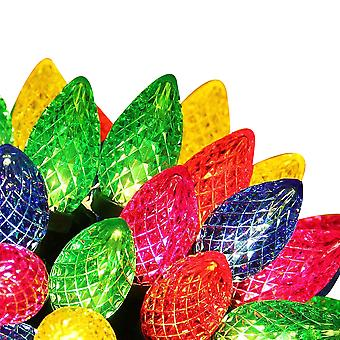 Led Strawberry String Lights, Plug In Fairy String Lights Waterproof