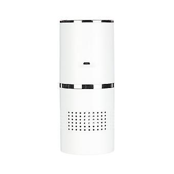 Caraele Portable Mini Usb Negative Ion Air Purifier With Colorful Lights