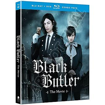Black Butler: The Movie [Blu-ray] USA import