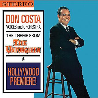 Don Costa - Theme From the Unforgiven & Hollywood Premiere [CD] USA import