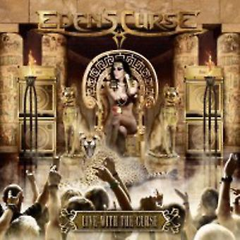Eden's Curse - Live with Curse [CD] USA import