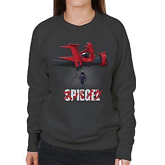 Spiegel Cowboy Bebop Akira vrouwen Sweatshirt