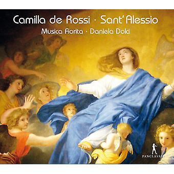 De Rossi / Dominguez / Kowalczyk - Sant'Alessio [CD] USA import