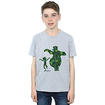 Disney Boys la Jungle livre Mowgli et Baloo danse T-Shirt