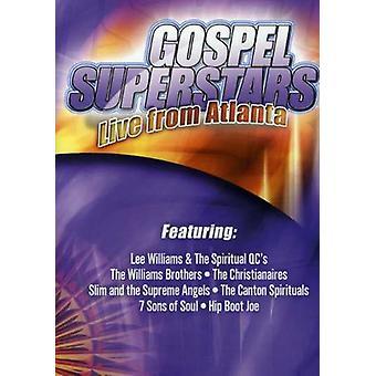 Gospel Superstars Live From Atlanta - Gospel Superstars Live From Atlanta [DVD] USA import