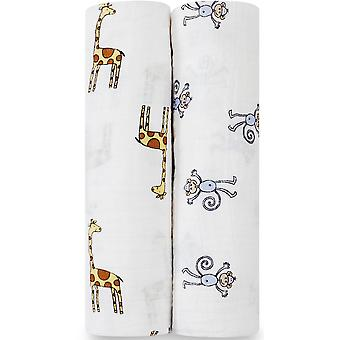 Aden + anais clássico Swaddles 2 Pack