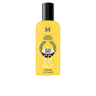 Mediterraneo coco Sun protection solaire obscurité bronzage Spf50 100 Ml unisexe