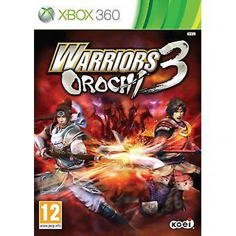Krieger Orochi 3 (Xbox 360) - Neu