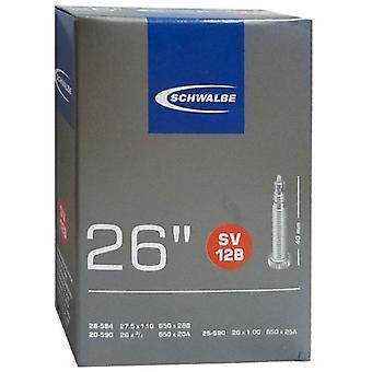 SCHWALBE SV 12B cykel tube 26″