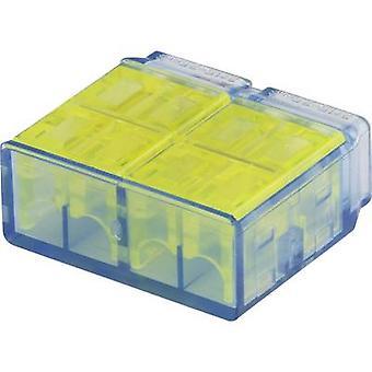 1282787 core kontakt fleksibel: 1.5-2.5 mm² stive: 1.5-2.5 mm² antall pinner: 4 1 eller flere PCer gul