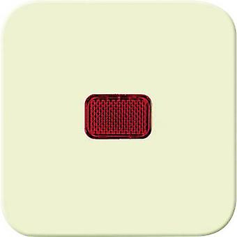 Busch-Jaeger Cover Control switch, Toggle switch Duro 2000 SI, Duro 2000 SI Linear Creamy white 2509-212