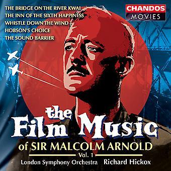 M. Arnold - Film Music of Sir Malcolm Arnold, Vol. 1 [CD] USA import