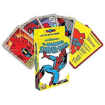Amazing Spiderman Playing Card spel