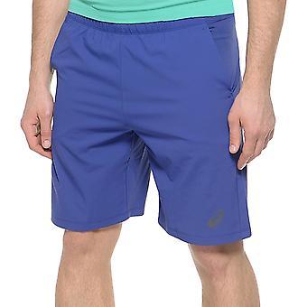 asics MotionDry Mens FuzeX 9 Inch Lightweight Running Sport Shorts