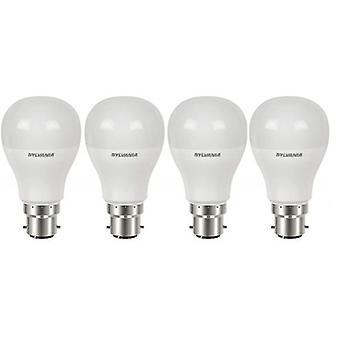 4 x Sylvania ToLEDo GLS B22 5.5W Homelight LED 470lm [classe énergétique A +]