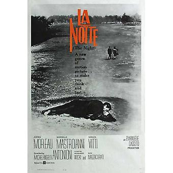 Affiche du film la Notte (11 x 17)