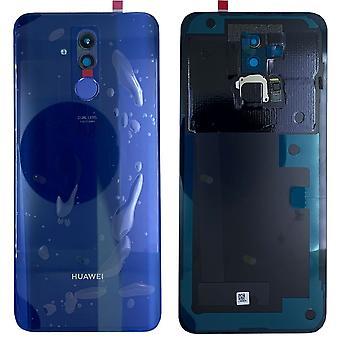Huawei batterij cover batterij omslag batterijklepje Saphire blauw / blauw voor stuurman 20 Lite 02352DKR reparatie nieuwe