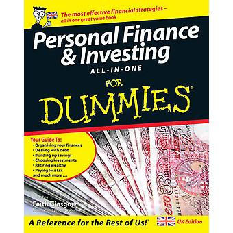 Personal Finance and Investing All-in-One For Dummies by Faith Glasgo