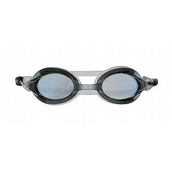 TYR Velocity Mirrored Goggle - Silver