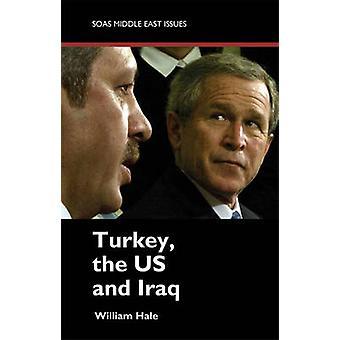 Turkiet - USA och Irak av William Hale - 9780863566752 bok