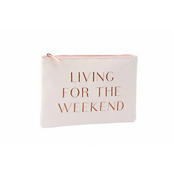 CGB Giftware Living For The Weekend Bag
