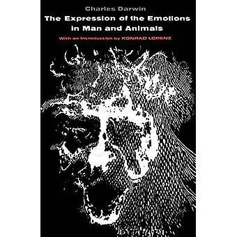 The Expression of the Emotions in Man and Animals by Charles Darwin -