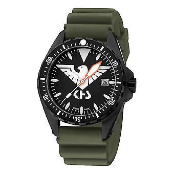 KHS MissionTimer 3 mens watch zegarki Eagle jeden KHS. M-CY. ZROBIĆ