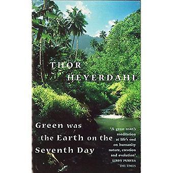 Green został ziemi siódmego dnia