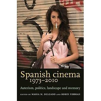Cinema spagnolo 1973-2010