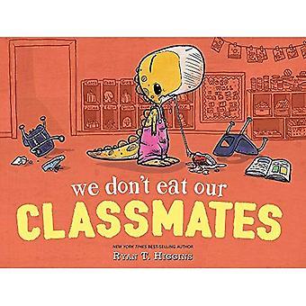 Vi äter inte våra klasskamrater