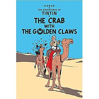De krab met de gulden scharen (de avonturen van Kuifje)