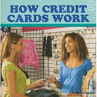 How Credit Cards Work (Invest Kids)