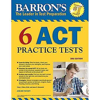 Barron 6 Loi sur la pratique des Tests, 3e édition