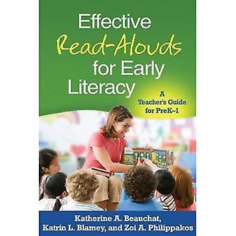 Effectieve Lees-Alouds voor vroege geletterdheid