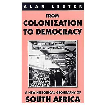 Dalla colonizzazione alla democrazia: una nuova geografia storica del Sudafrica