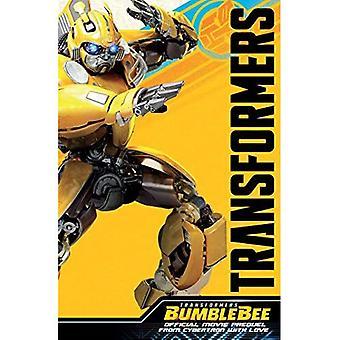 Transformers Bumblebee film préquelle: De Cybertron avec amour (transformateurs)