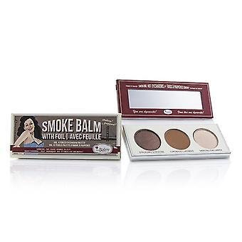 Thebalm røg Balm med folie Vol.4 afværget øjenskygge palet--